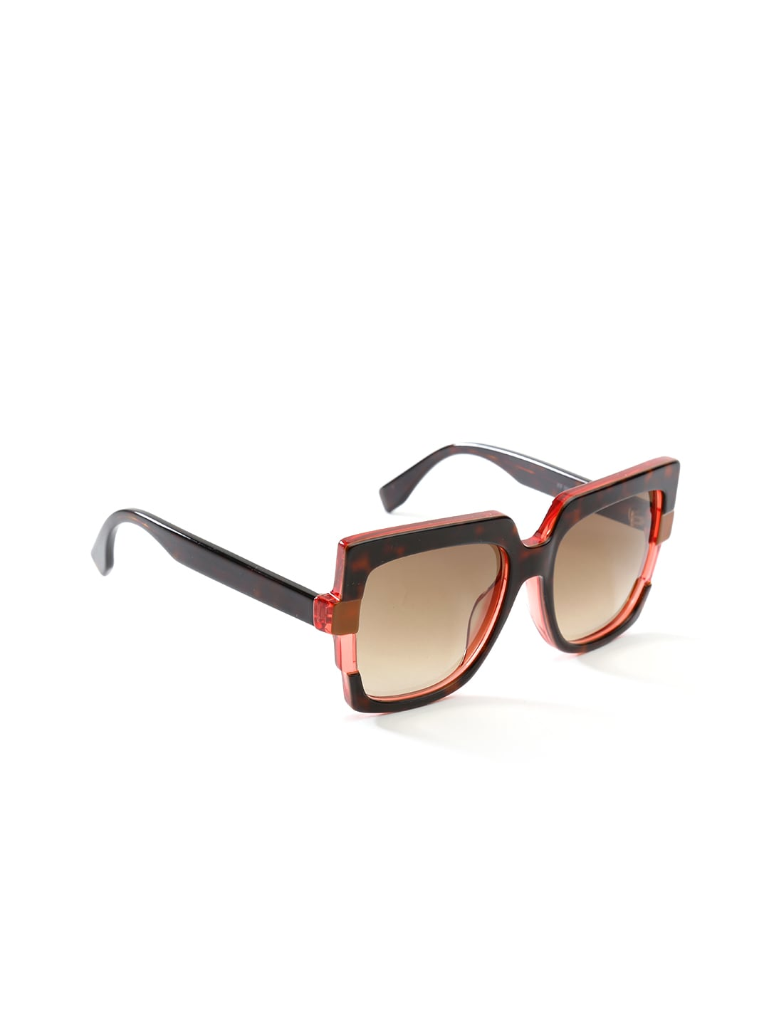 b27479e43b Fendi ff-0062-s-mtvcc Women Square Printed Sunglasses 0062 S Mtvcc- Price in  India