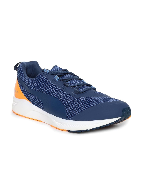 Puma 18857903 Men Blue Ignite Xt Core Training Shoes - Best Price ... ac042ee8b