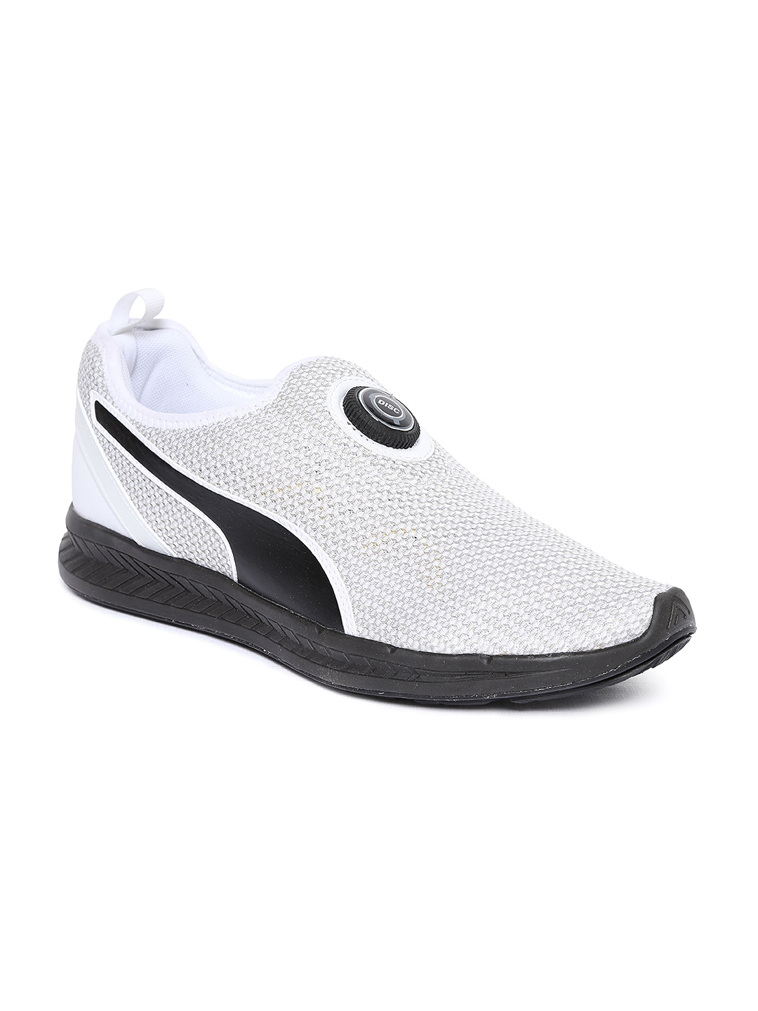 Puma 36128303 Women Black Disc Sleeve Ignite Knit Casual Shoes- Price in  India 308f56362