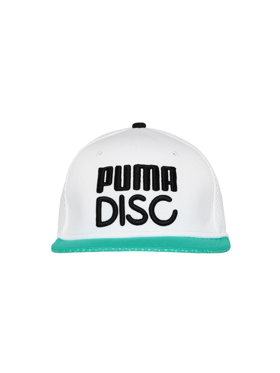 Puma 2102002 Unisex White And Green Disc Cap - Best Price in India ... fee5a828479