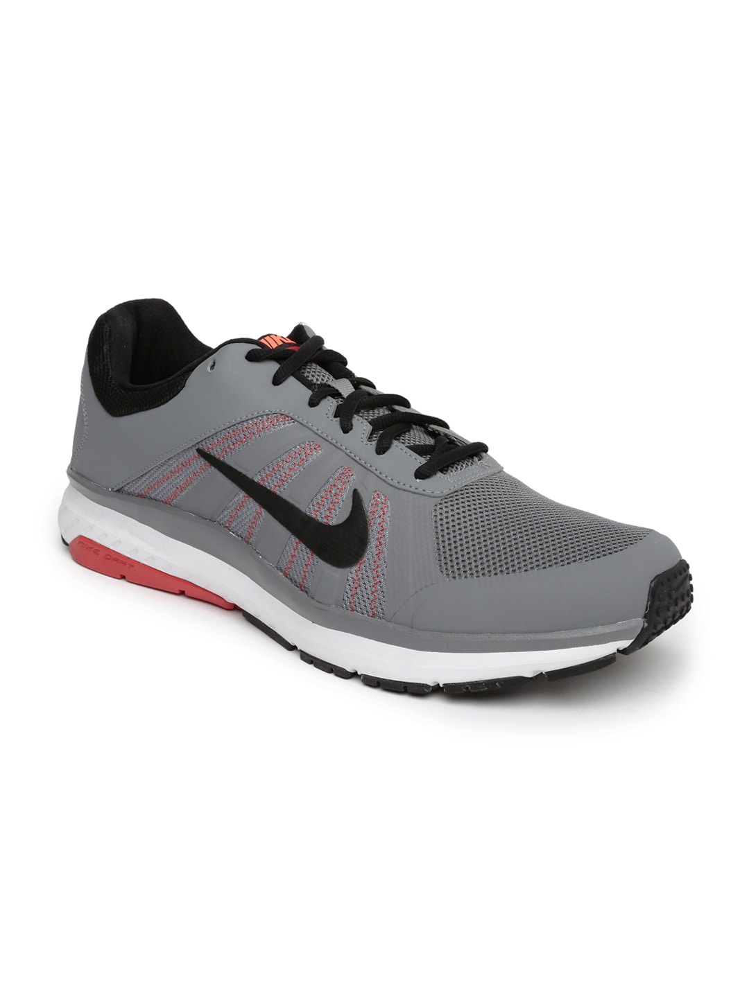 Nike Dart 12 Msl Grey Running Shoes for Men online in India at Best price on 10th November 2018 ...