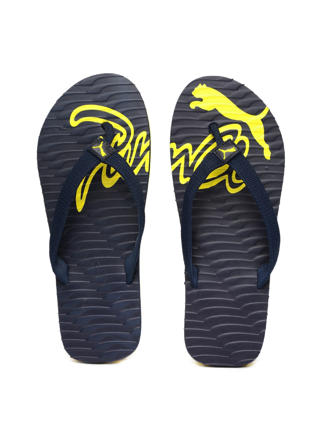 ea0c8d705025 Puma 18875101 Men Navy Eagle Dp Flip Flops Best Price in India