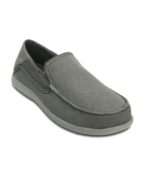 954b3c097cf5 Crocs 202056-01w Men Grey Casual Shoes - Best Price in India ...