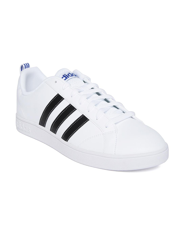 2a69f5974b00 Adidas f99256 Neo Men White Advantage Vs Casual Shoes- Price in India