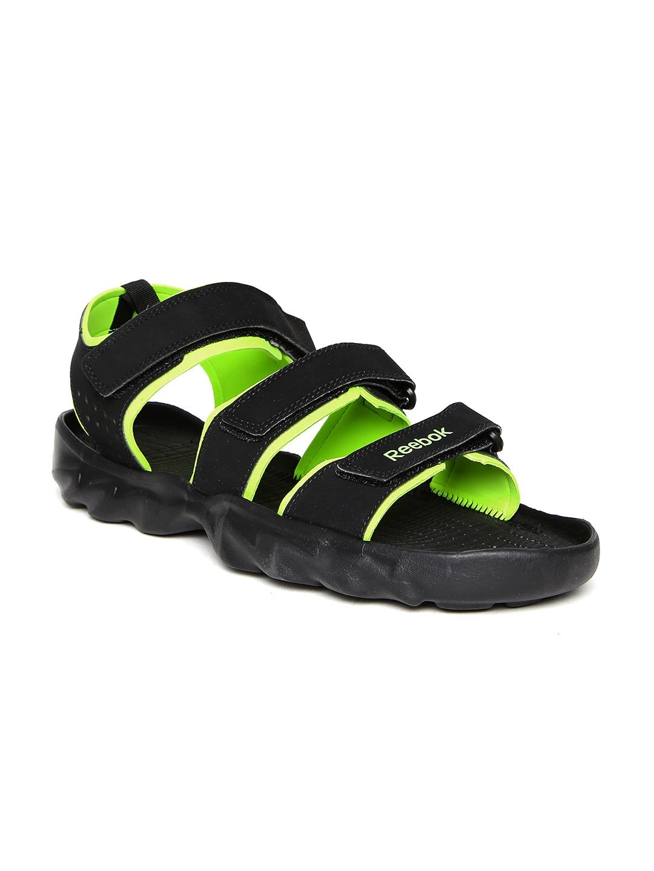 bfe62d1c8f93 Reebok ar3821 Men Black Ultra Chrome Sports Sandals - Best Price ...