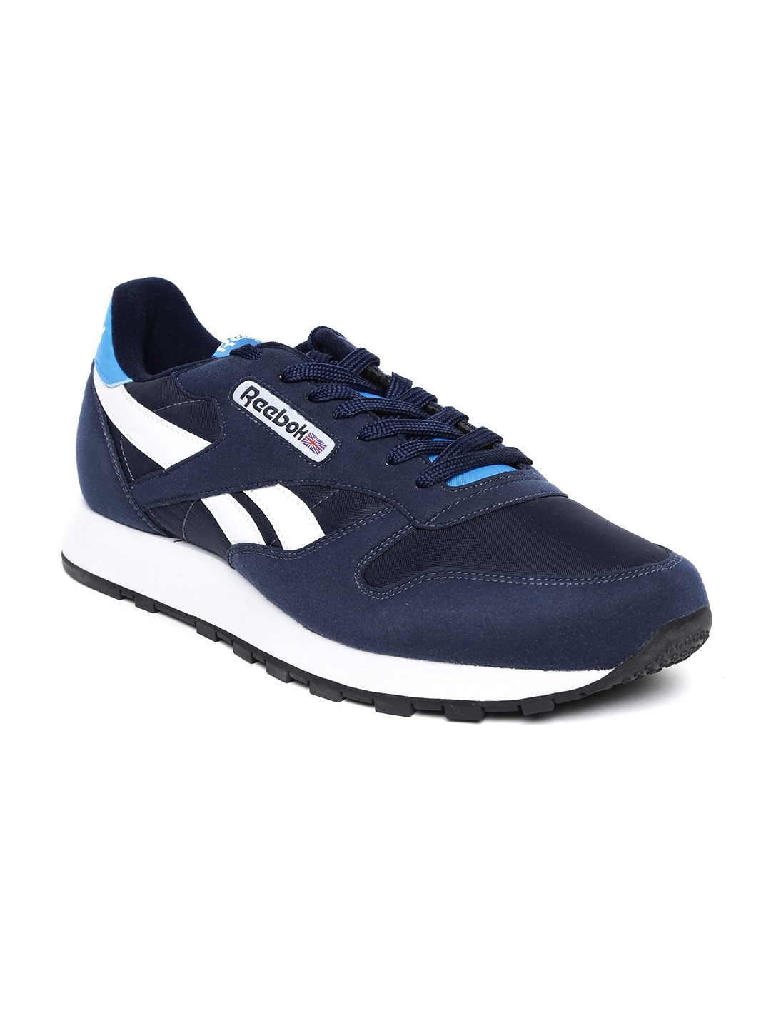 big sale 9e992 f906b Reebok ar1774 Classic Men Navy Electro Sports Shoes- Price in India