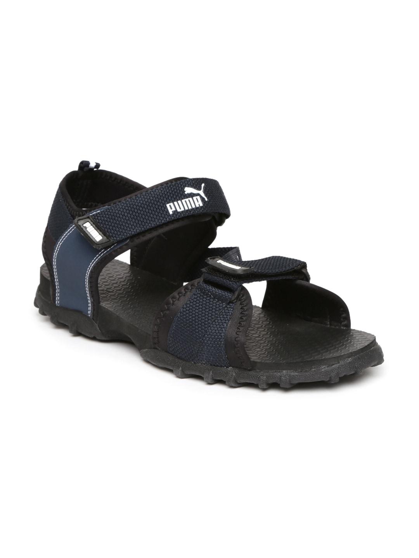 861d8fb8fc0 Puma 18993602 Men Navy And Black Rio Sports Sandals - Best Price ...