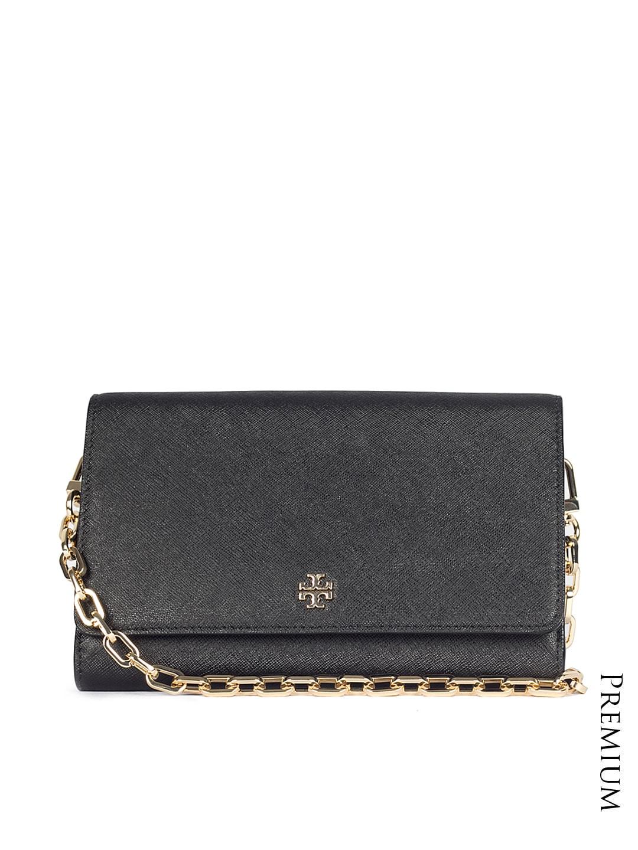 ffb6f05b305 Tory burch 7064-black Black Leather Sling Bag - Best Price in India ...