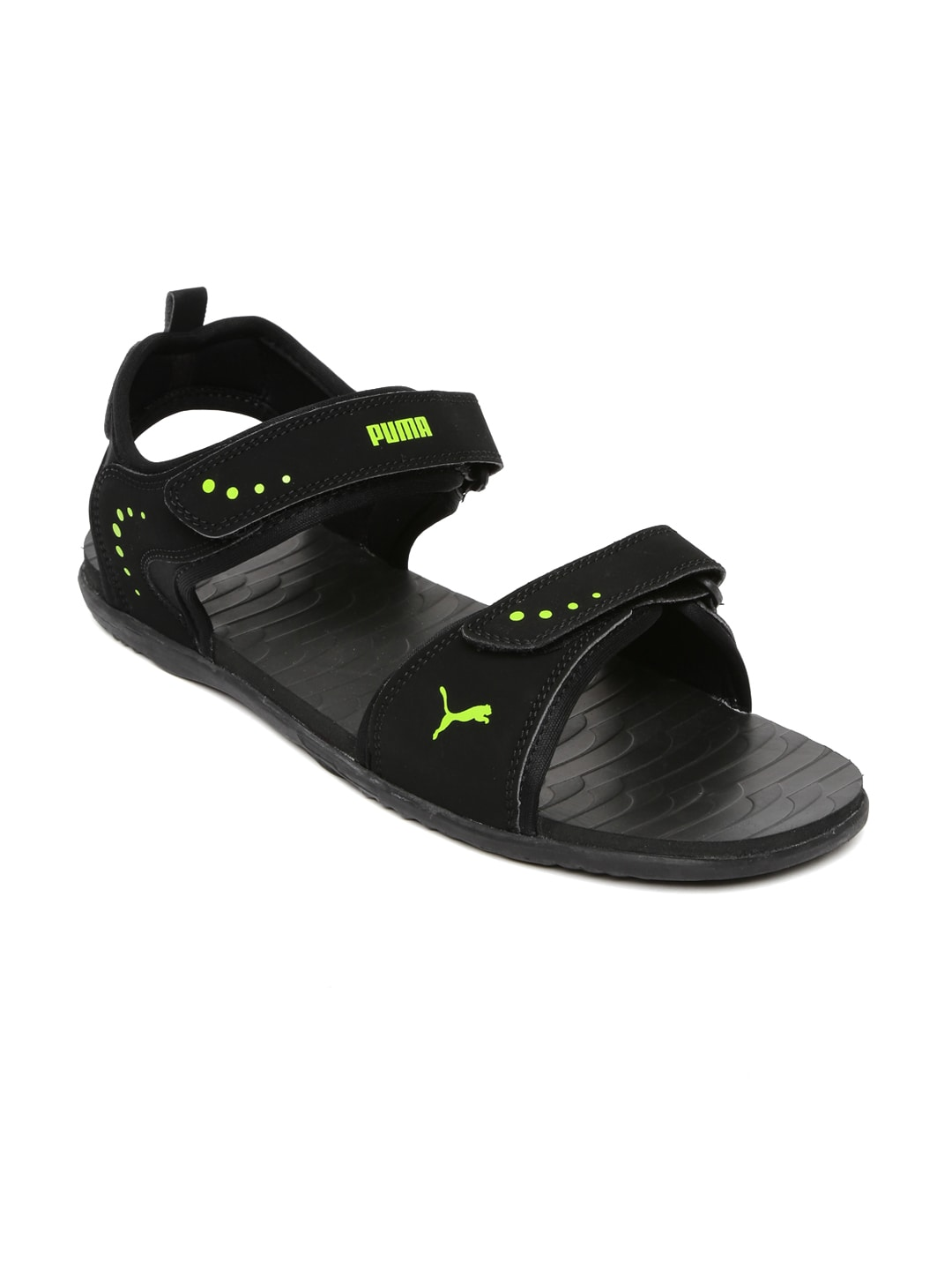 8688b8dca5c3 Puma 18993302 Men Black Sports Sandals - Best Price in India ...