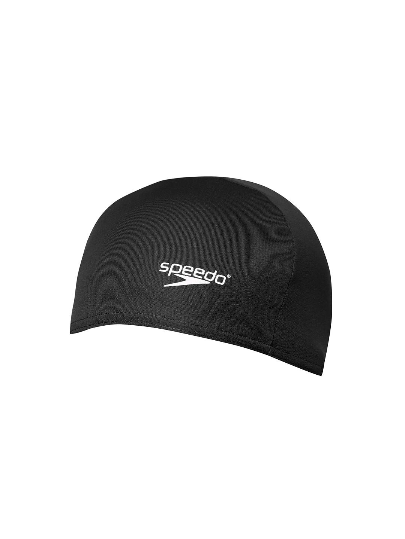 Speedo 8710110000 Kids Black Polyester Swim Cap - Best Price in ... 7eeb1fce49de