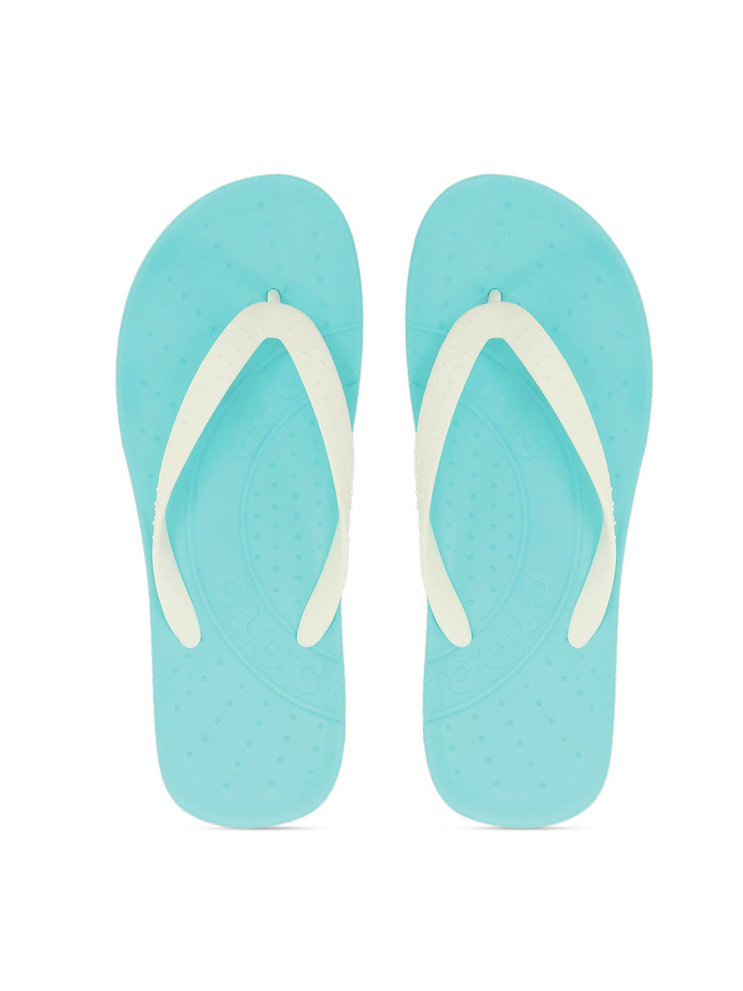 84dd01f30b98 Crocs 15963-1ai Men Blue And White Sandals - Best Price in India ...