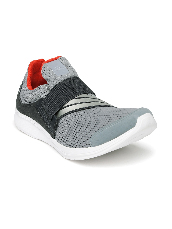e8f20737505 Adidas af6541 Men Grey Lite Slipon Running Shoes - Best Price in ...