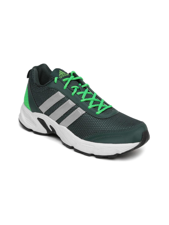 adidas b79015 uomini verdi albis 1 0 scarpe da corsa migliore prezzo