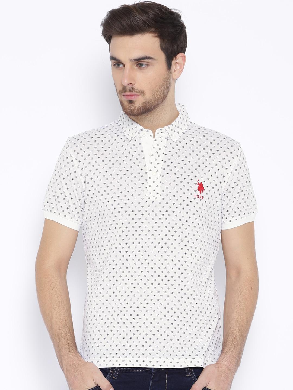 Printed Polo T Shirts India