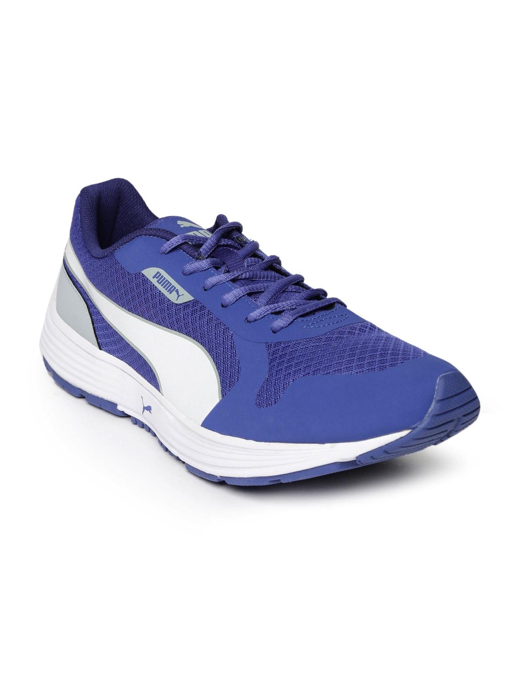d0af2efec0a0a2 Puma 36174303 Men Blue Future Runner Ii Dp Running Shoes- Price in India