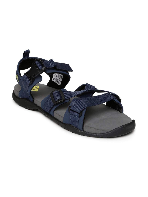 45ee03973 Adidas ba5373 Men Navy Sports Sandals - Best Price in India