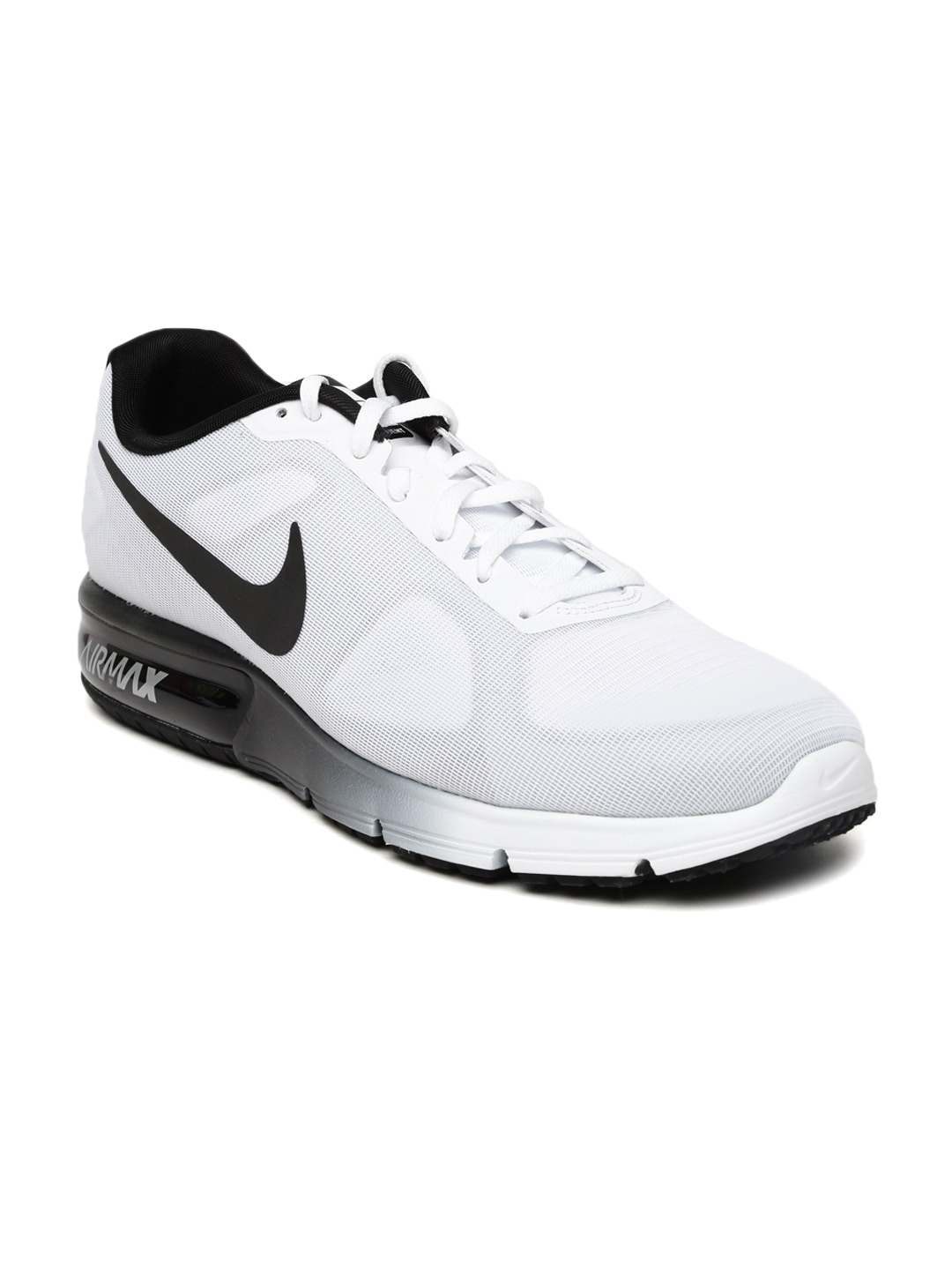 967c4e7e19617 Nike 719912-101 Men White Air Max Sequent Running Shoes - Best ...