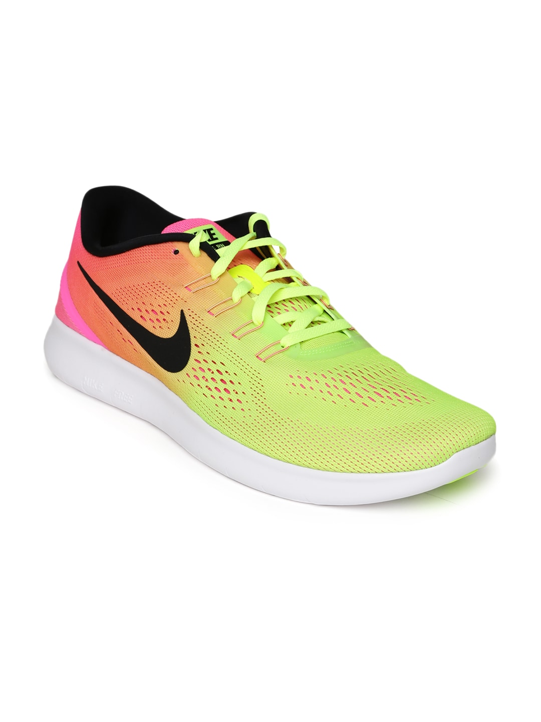 d0ea8464f070b Nike 844629-999 Men Multicoloured Free Rn Oc Running Shoes- Price in India