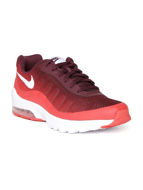 buy online 86461 5369b Nike 749688-600 Men Burgundy Air Max Invigor Print Sports Shoes- Price in  India