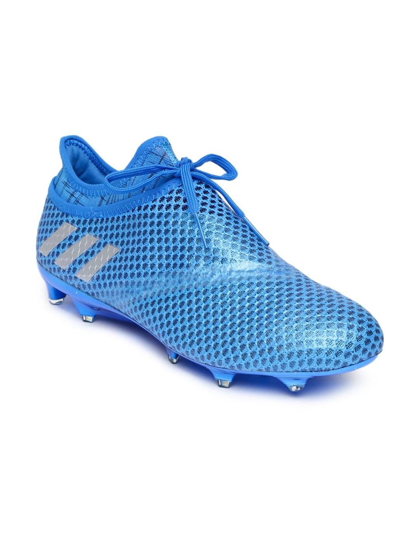 Adidas S76488 Uomini Blu Football Messi 16 Pureagility Fg Football Blu Scarpe Migliori fa1ca1