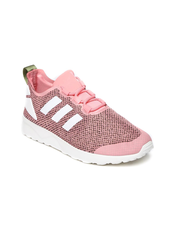 766d790dd Adidas s75981 Originals Women Pink Zx Flux Adv Verve Sneakers- Price in  India
