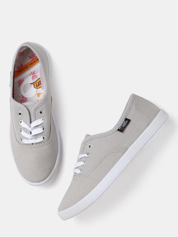 7df9c423a Buy Kook N Keech Women Navy Canvas Shoes - Casual Shoes for Women ...