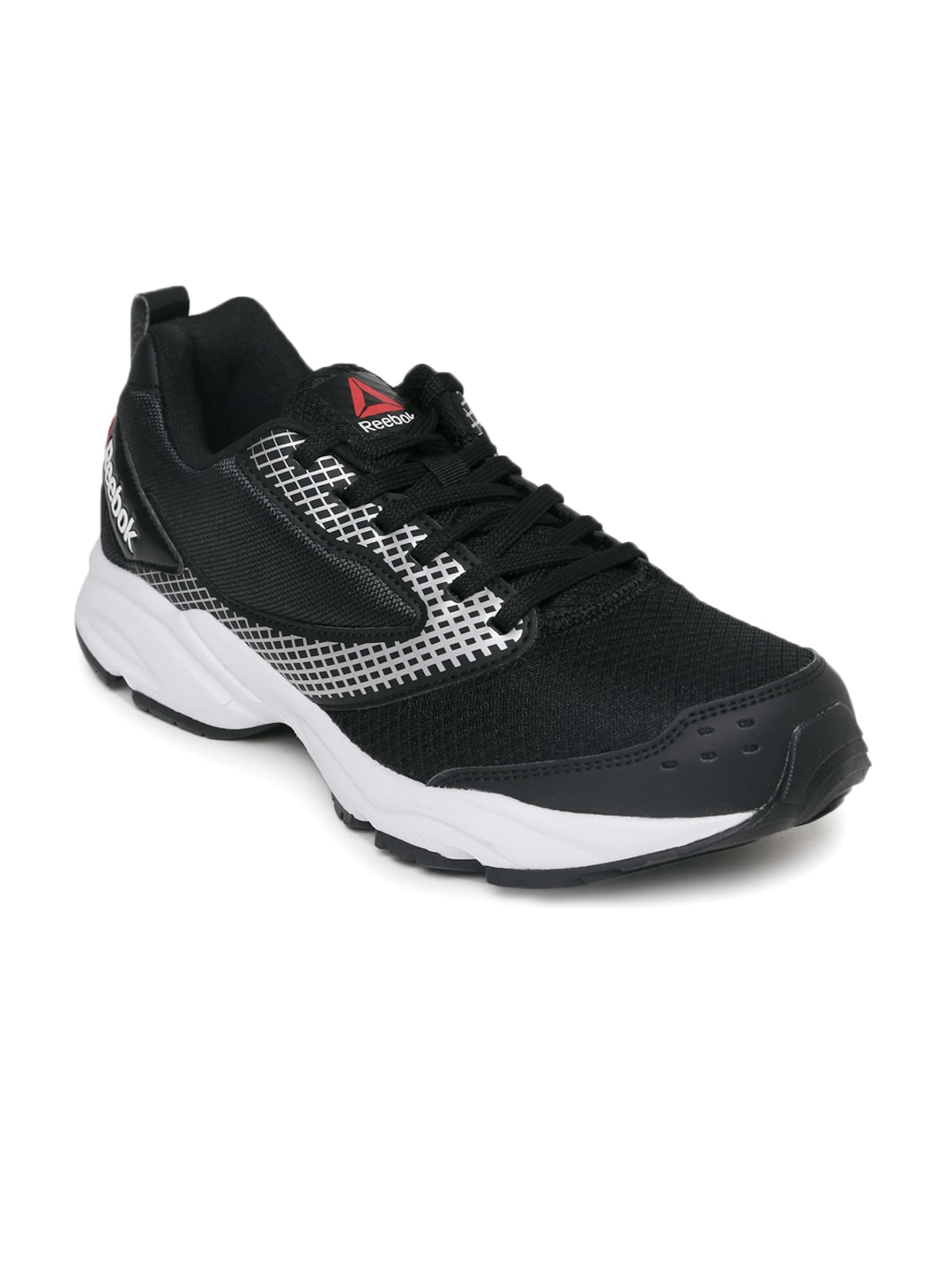 0f1d5e13a042 Reebok bd3634 Men Black Zest Running Shoes - Best Price in India ...