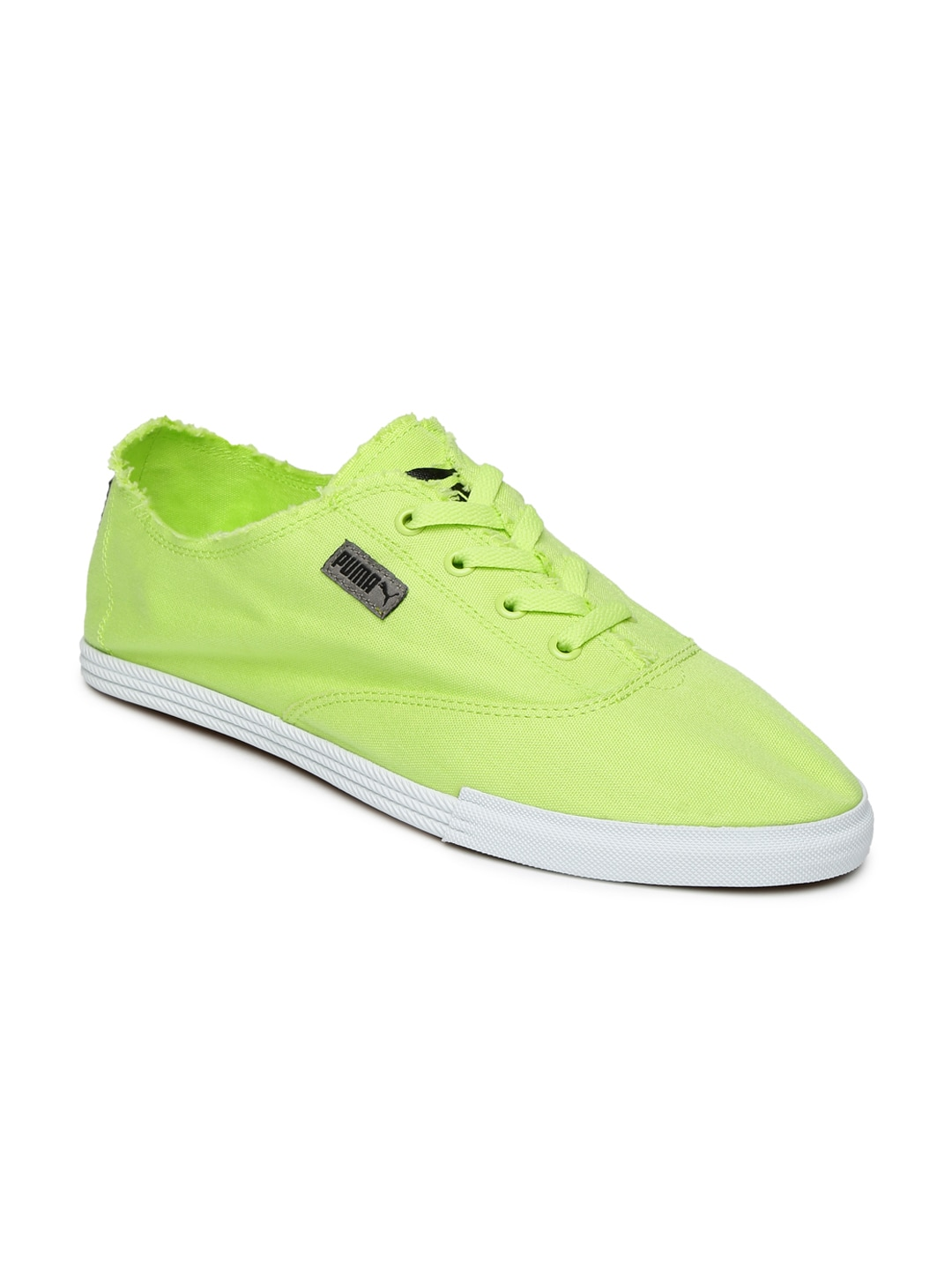 Puma 36212604 Men Lime Green Sneakers - Best Price in India ... c0628e13a91f