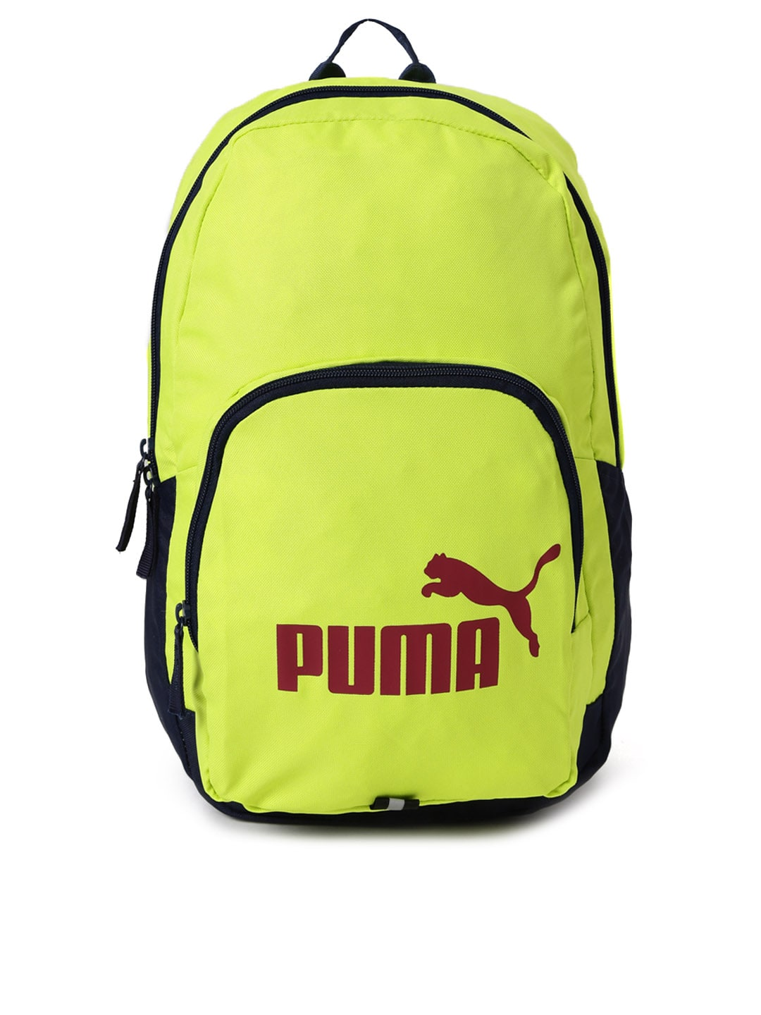 5773d1bf2 Puma 7358911 Unisex Green And Navy Phase Backpack - Best Price ...