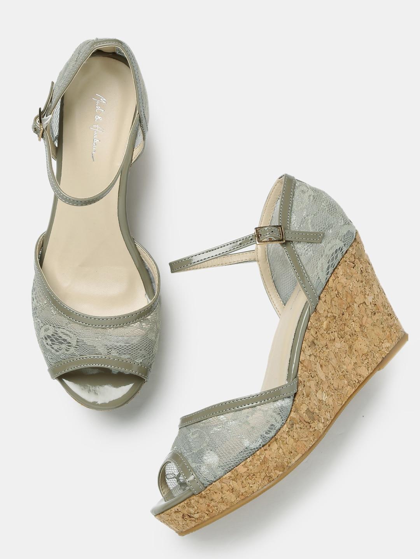 2cfddafa06c Buy Call It Spring Women Beige Wedges - Heels for Women 1602725