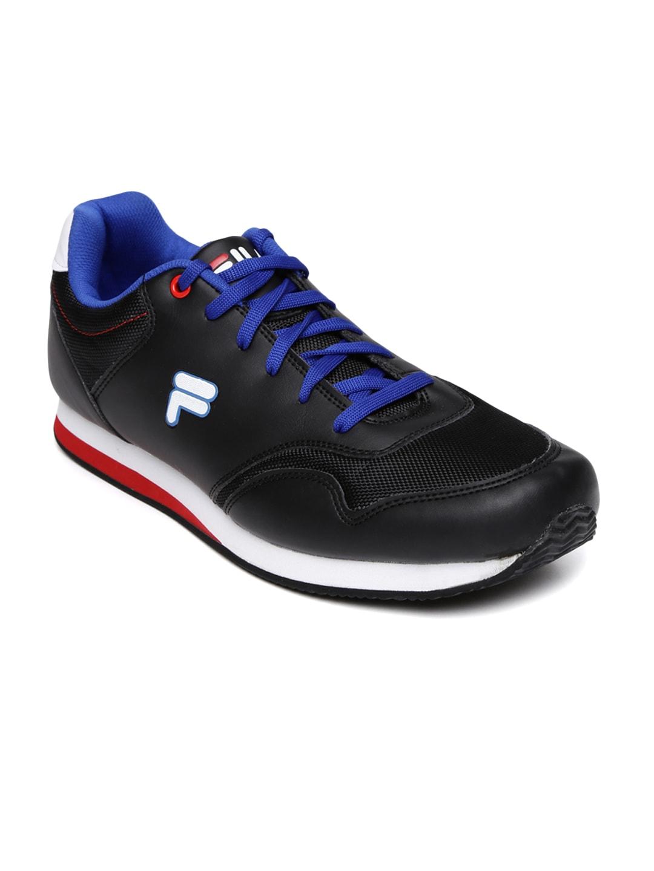 e85d1ce1dc2b Fila 8907302026146 Nofri Black Casual Shoes - Best Price in India ...