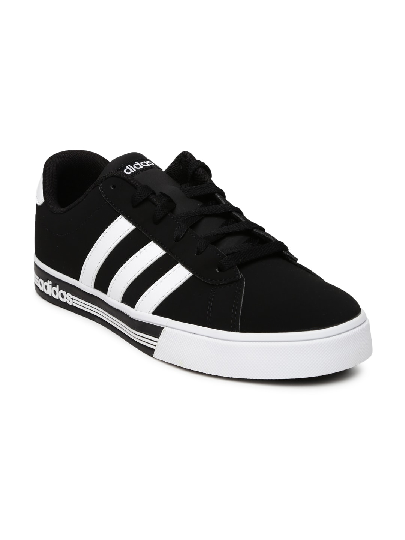 sélection premium 23c1d 482bb Adidas neo aw4575 Men Daily Team Black Sneakers - Best ...