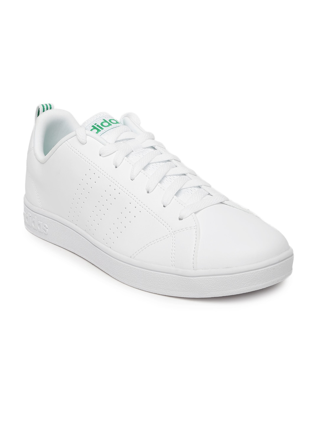 Adidas Neo F99251 Men White Advantage Clean Sneakers Best Price In Cleans Black India