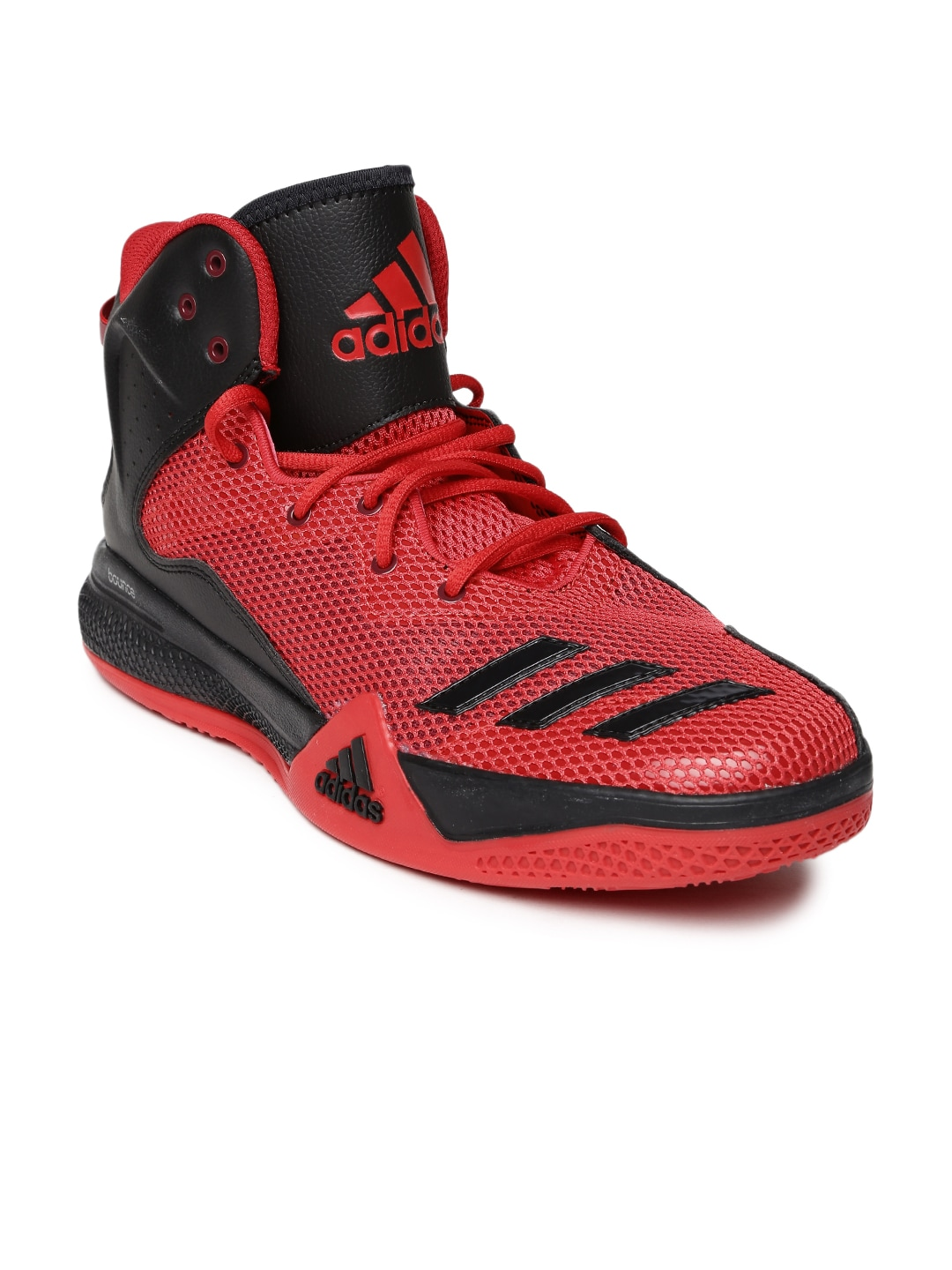 88c2a4ed5b2795 Adidas aq7755 Men Red Dual Threat Basketball Shoes - Best Price in ...