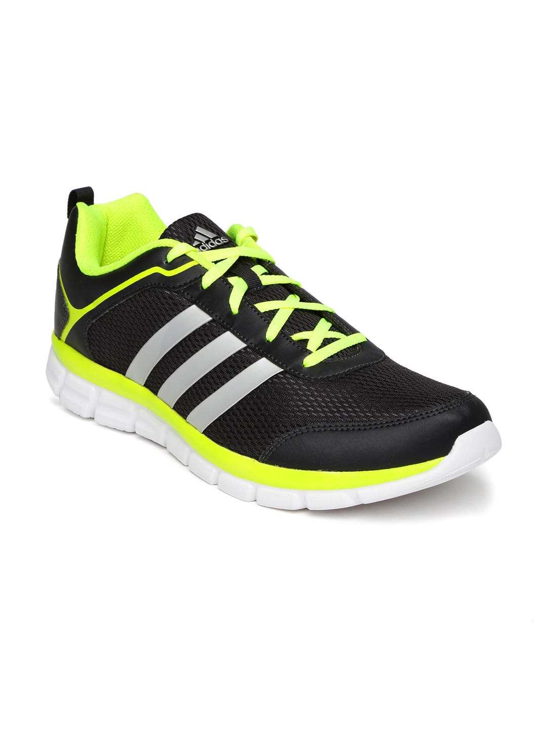 promo code b0fc8 2145d Adidas ba2741 Men Charcoal Marlin 5 0 Running Shoes- Price in India