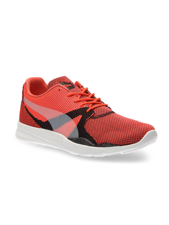 Puma 36204301 Men Red Sneakers Best Price In India Priceiq In