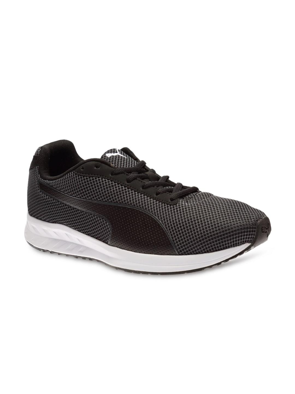 Puma 18903801 Men Black Burst Mesh Running Shoes - Best Price in ... 151bdb227
