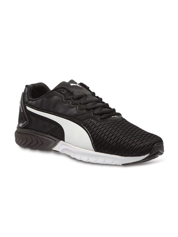 3ea8b10dec0f Puma 18909403 Men Black Ignite Dual Running Shoes - Best Price in ...