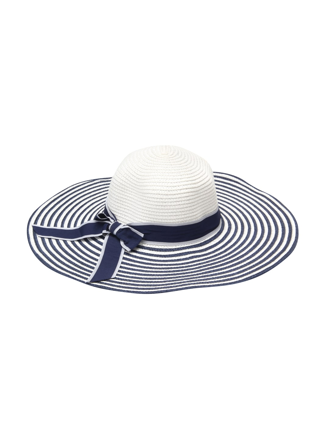 Buy FabSeasons Women Yellow   Blue Printed Bucket Hat - Hat for ... e9a402beed36