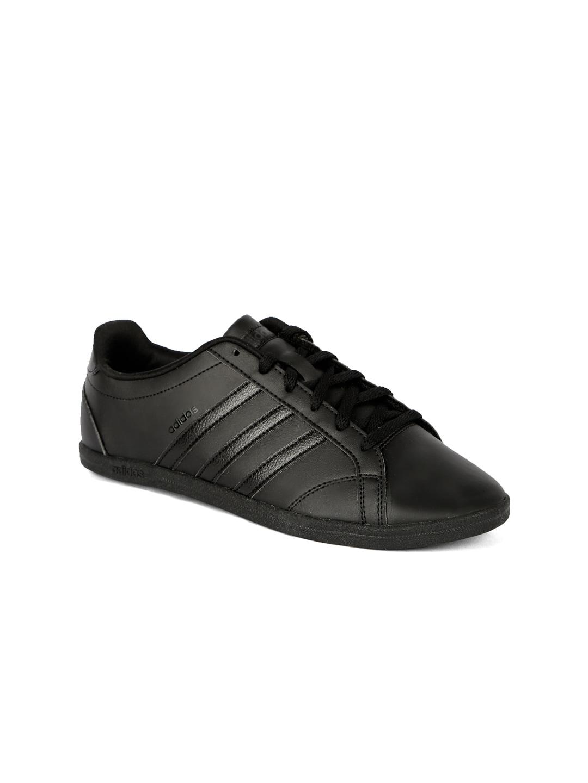 new arrival e6252 0b8fe Adidas neo aw4759 Women Black Vs Coneo Qt Sneakers- Price in India