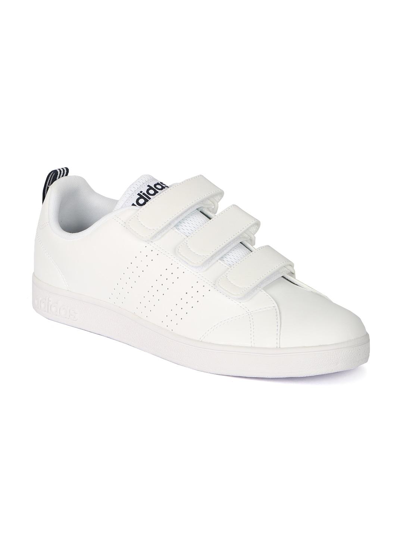 innovative design 833fb 6edfe Adidas Neo Men White Vs Advantage Clean Sneakers