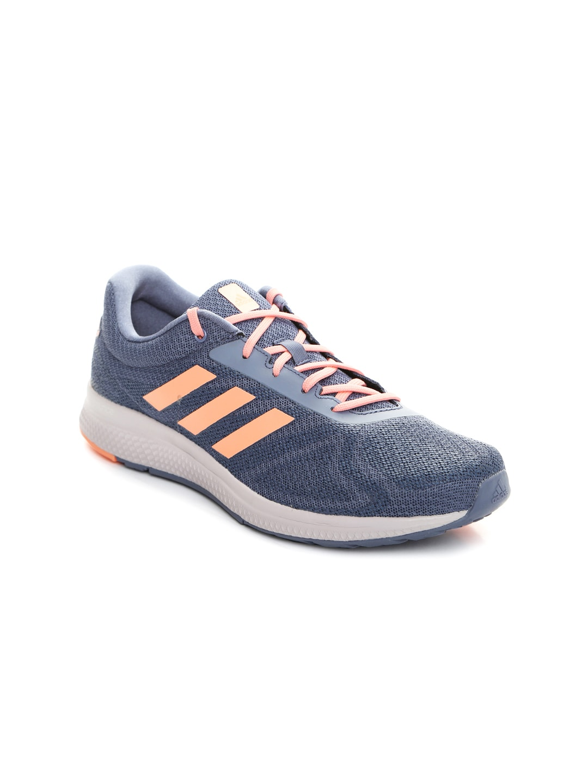 Adidas b54159 Women Blue Mana Bounce Running Shoes- Price in India 72bb2370b