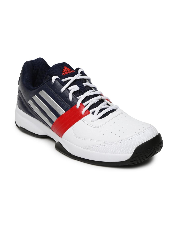 71ba3fd4bf2 Adidas ba6038 Men White Torus Ii Tennis Shoes - Best Price in India ...