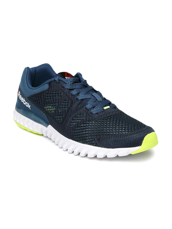 058dd11007af2b Reebok ar2963 Men Navy Blue Twistform Blaze 2 0 Mtm Running Shoes- Price in  India