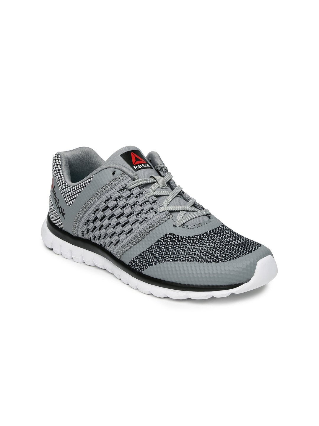 376ca418b63 Reebok bd4083 Women Grey Sublite Transition Running Shoes- Price in India