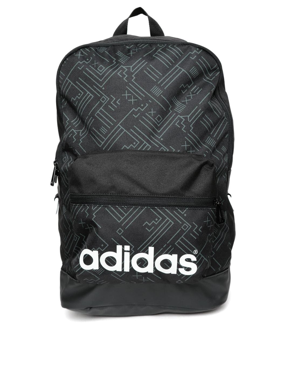 6b01d96c6b03 Adidas neo az0867 Men Black N Daily Printed Backpack - Best Price ...