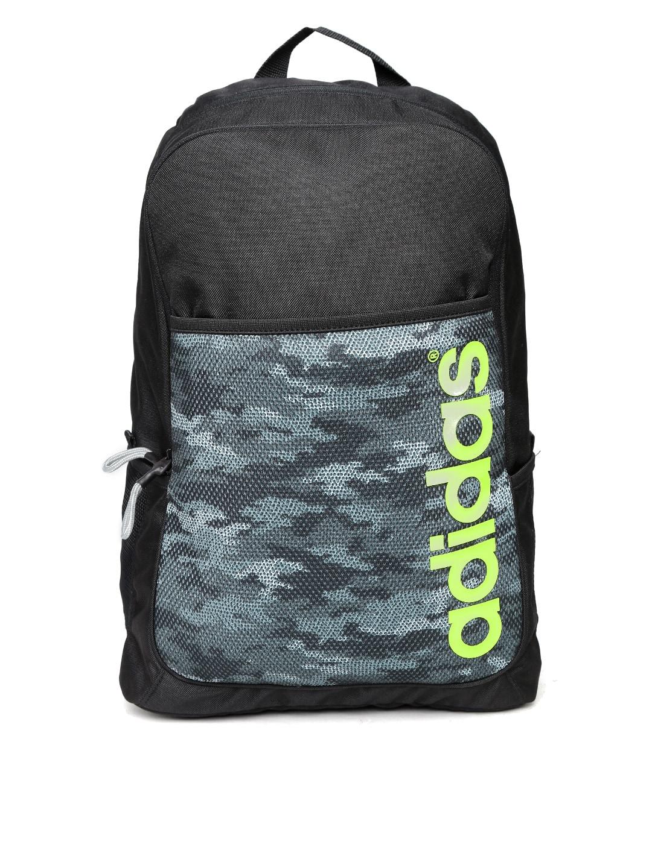 73cee68e96 Adidas neo az0925 Men Black Camo Backpack - Best Price in India ...