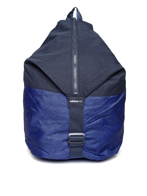 Adidas neo az0958 19352 la Men Blue Adidas Aop Backpack Mejor precio en la India f3c8a3e - rspr.host