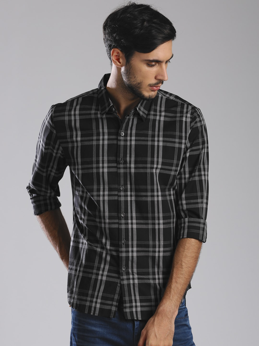 736cabfd Levis Check Shirt Price In India - raveitsafe