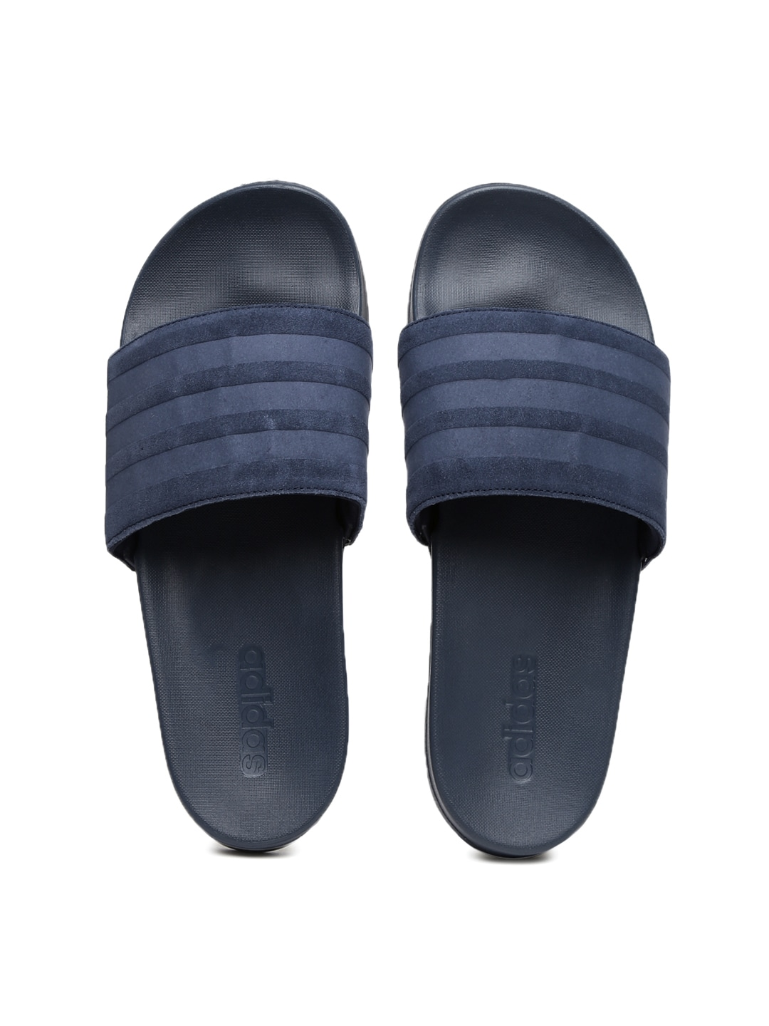wholesale dealer a080a c1914 Adidas aq5050 Men Navy Blue Adilette Cf Ultra Explorer Sandals- Price in  India